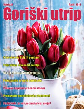Goriški utrip april 2016
