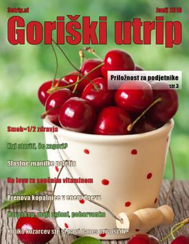 Goriški utrip junij 2016